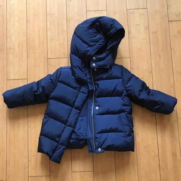 3d9b5c88a Baby Gap Winter Coat - Boys - 2 years - Navy
